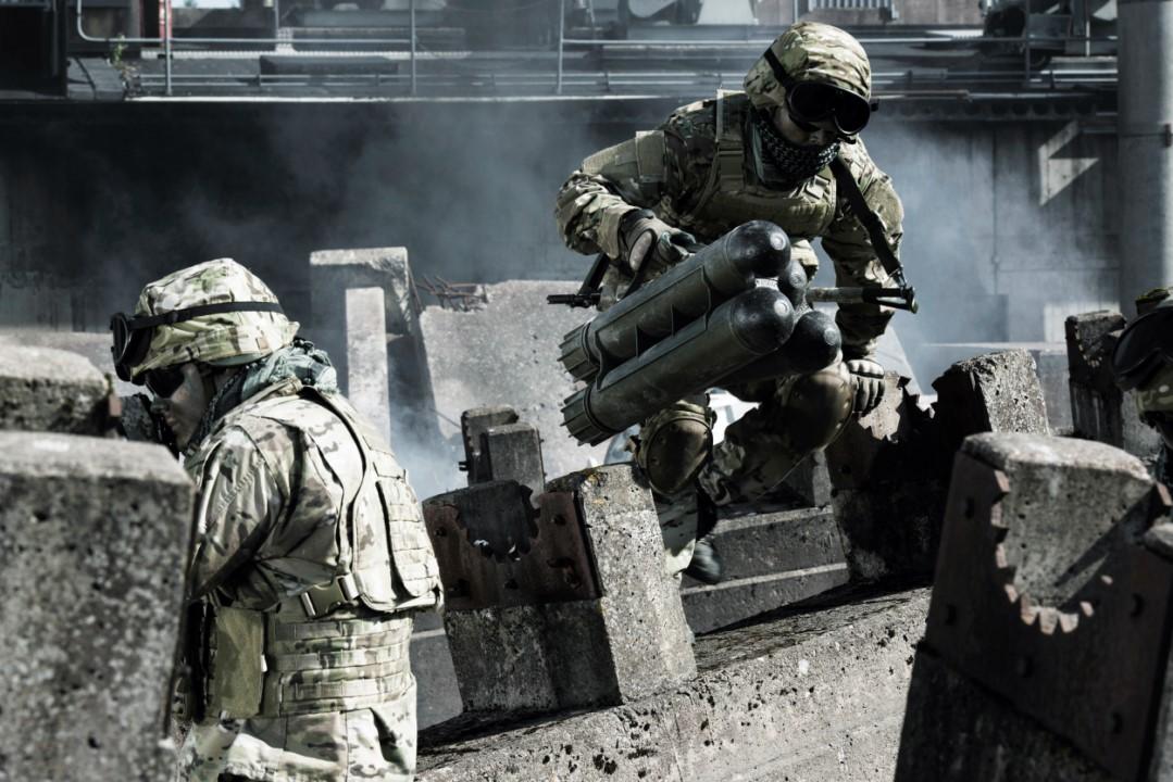 Saab recibe orden para municiones Carl-Gustaf