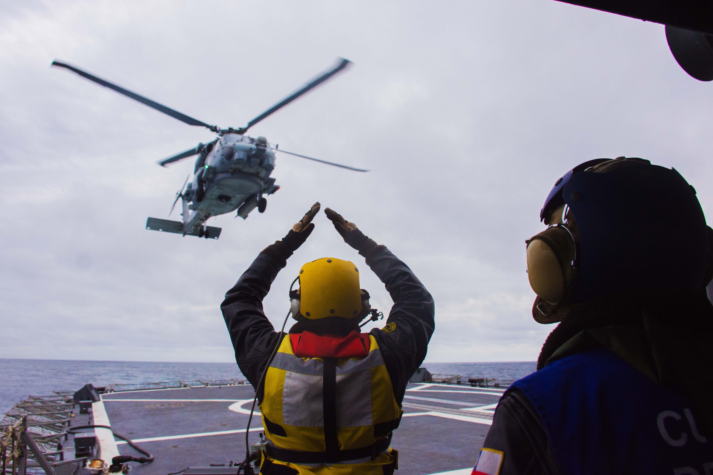 Las exigentes operaciones de Unitas 2019 que simulan una guerra naval