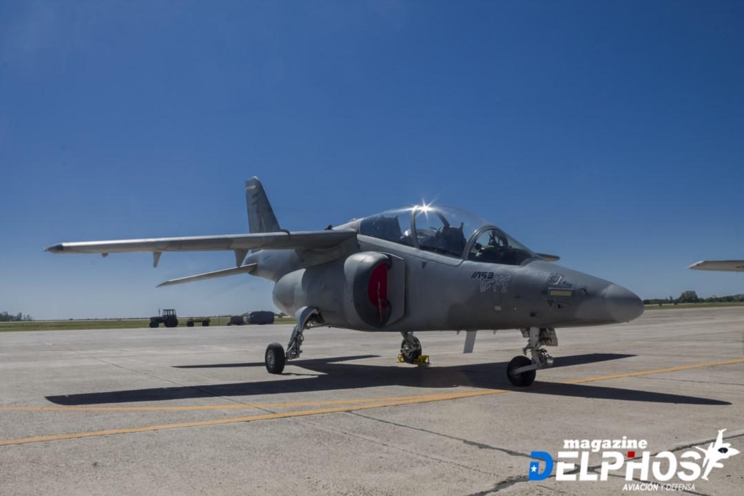 Pampa III para la Fuerza aérea de Guatemala