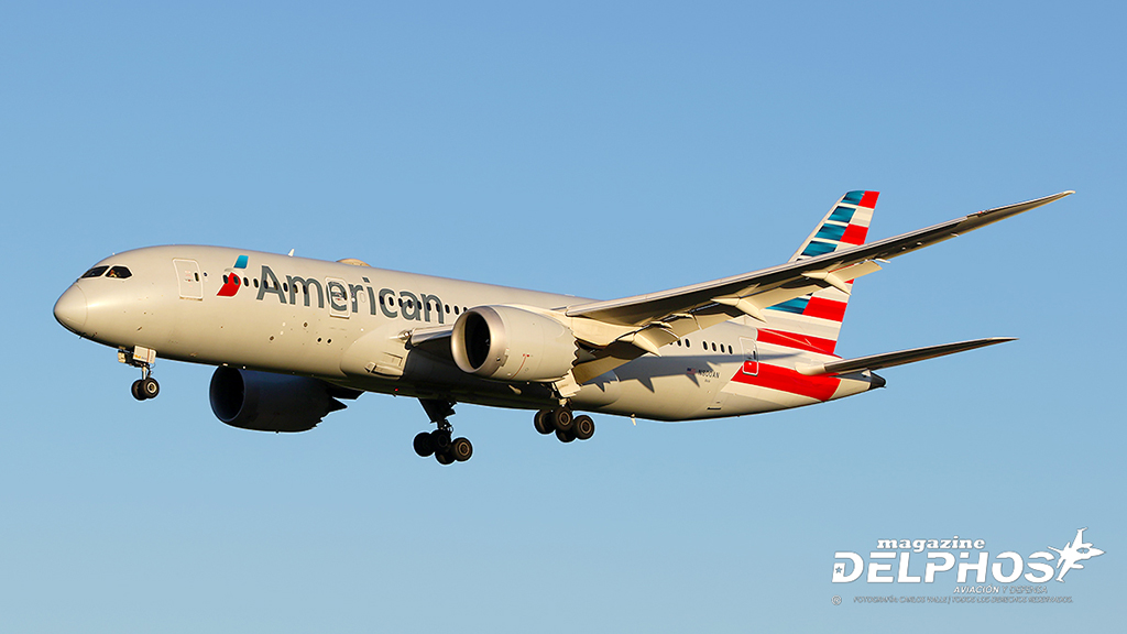 American Airlines Suspenderá Temporalmente Ruta Dallas Fort Worth - Santiago por COVID-19