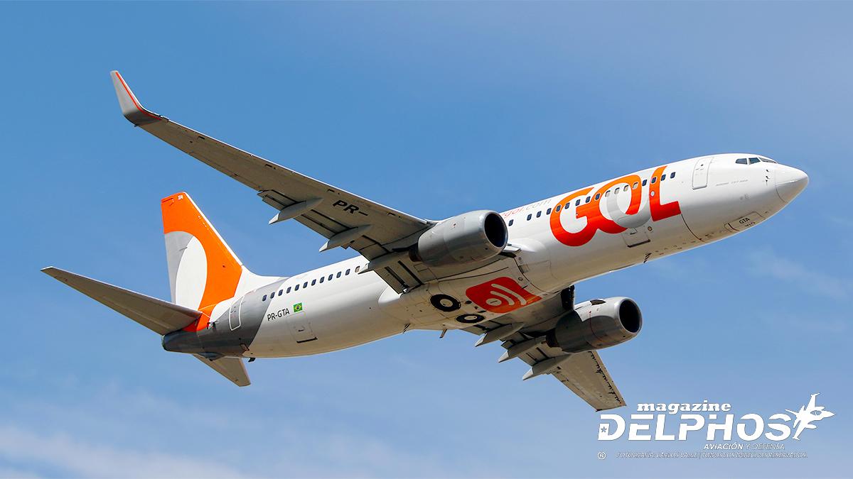 Aerolínea Gol informa detalles de su reducción de flota