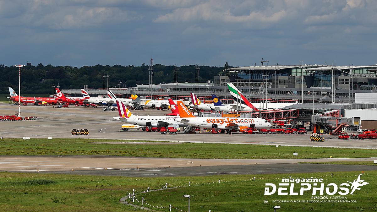 Aeropuerto de Hamburgo (EDDH) – El Mejor Aeropuerto Regional de Europa – SKYTRAX 2020