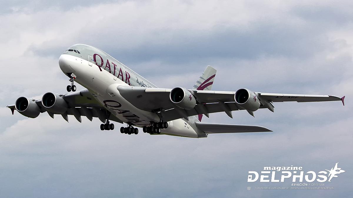 """CEO de Qatar: """"El A380 no retornará al servicio al menos antes de un año, o tal vez, nunca"""""""