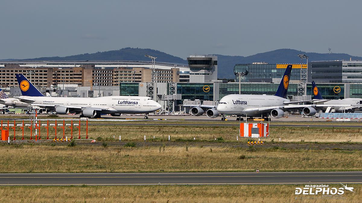 Lufthansa rechaza condiciones del plan de rescate del Estado Alemán.