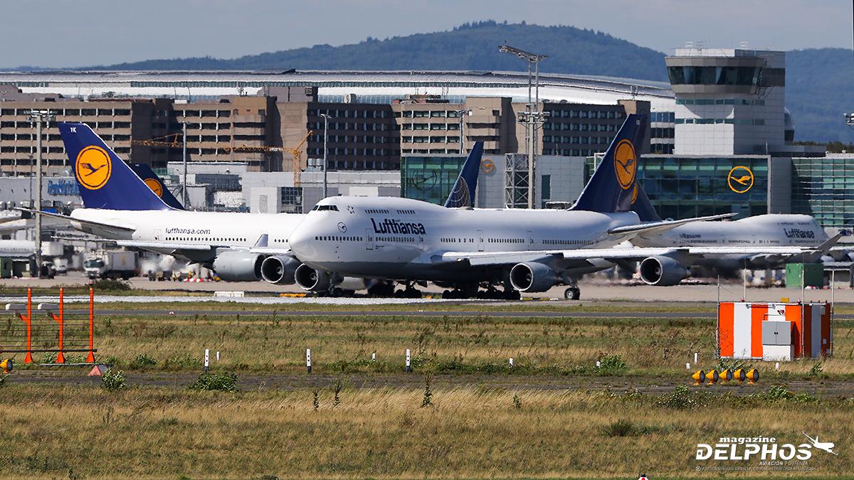 Estado alemán entregaría 9.000 millones de Euros a Lufthansa