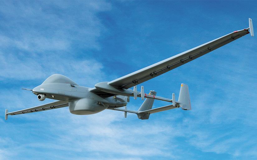 Israel facilitara UAVs IAI Heron a Grecia