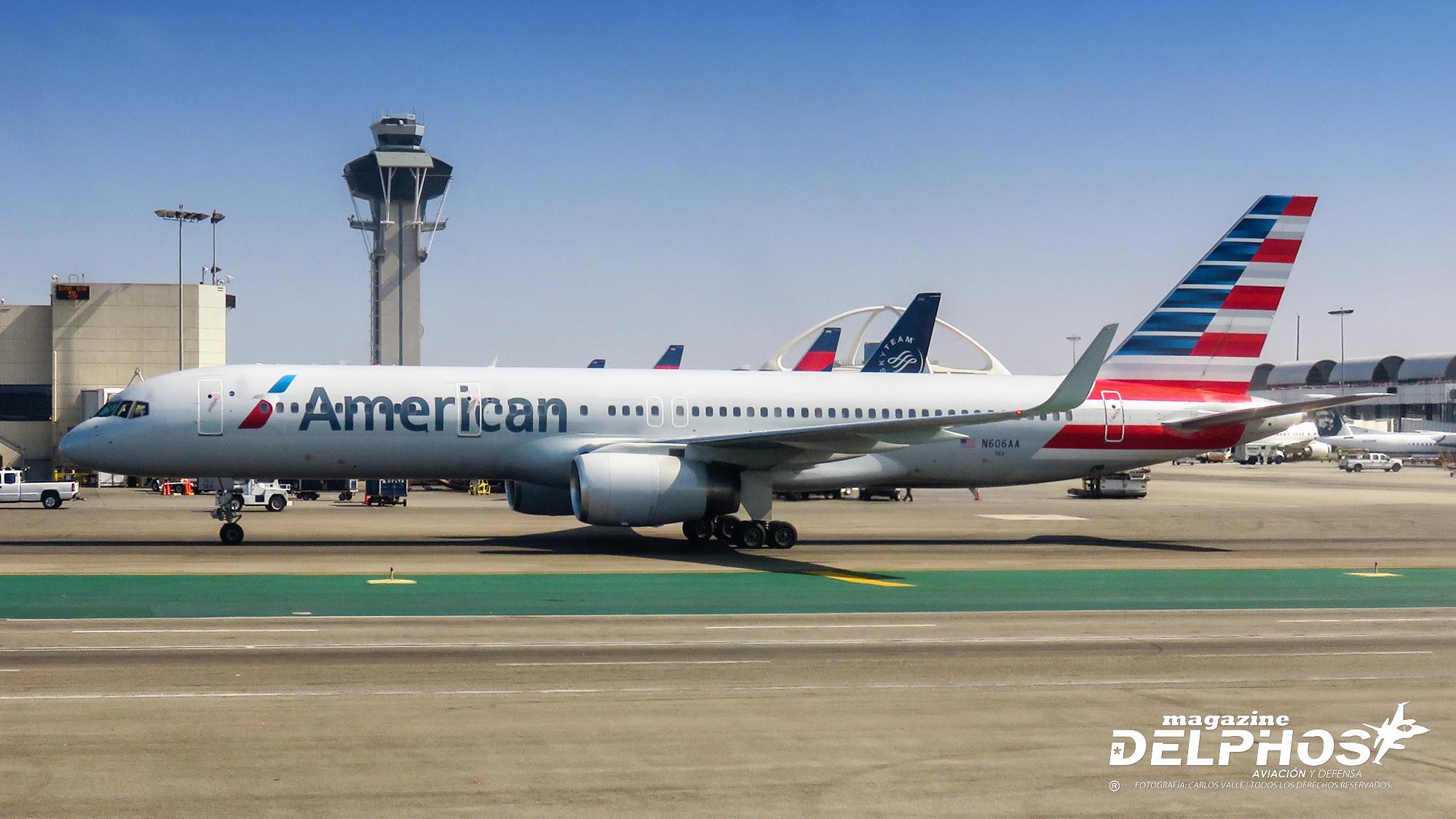 American Airlines adelanta el retiro de sus Boeing 757, 767, Airbus A330-300, Embraer E190 y CRJ200