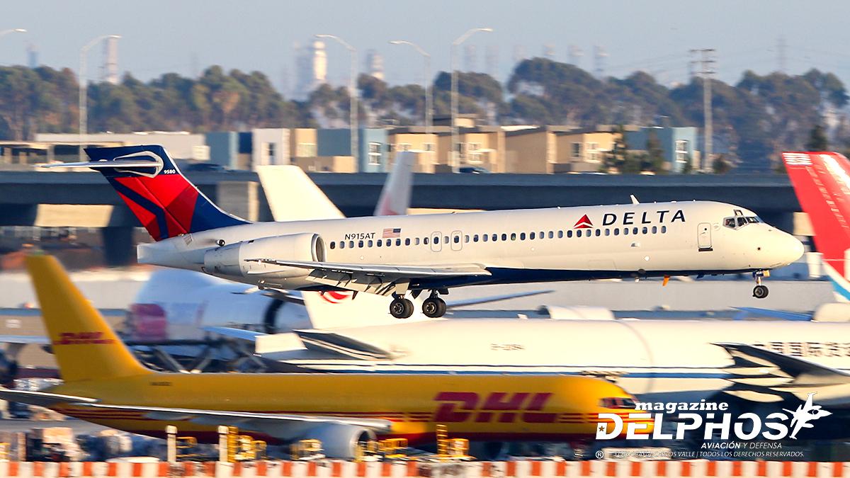Delta continúa con su reestructuración, ahora es el turno del Boeing 717