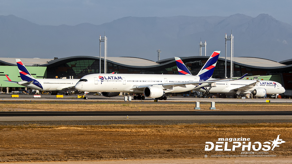 LATAM Airlines despide a 1400 personas