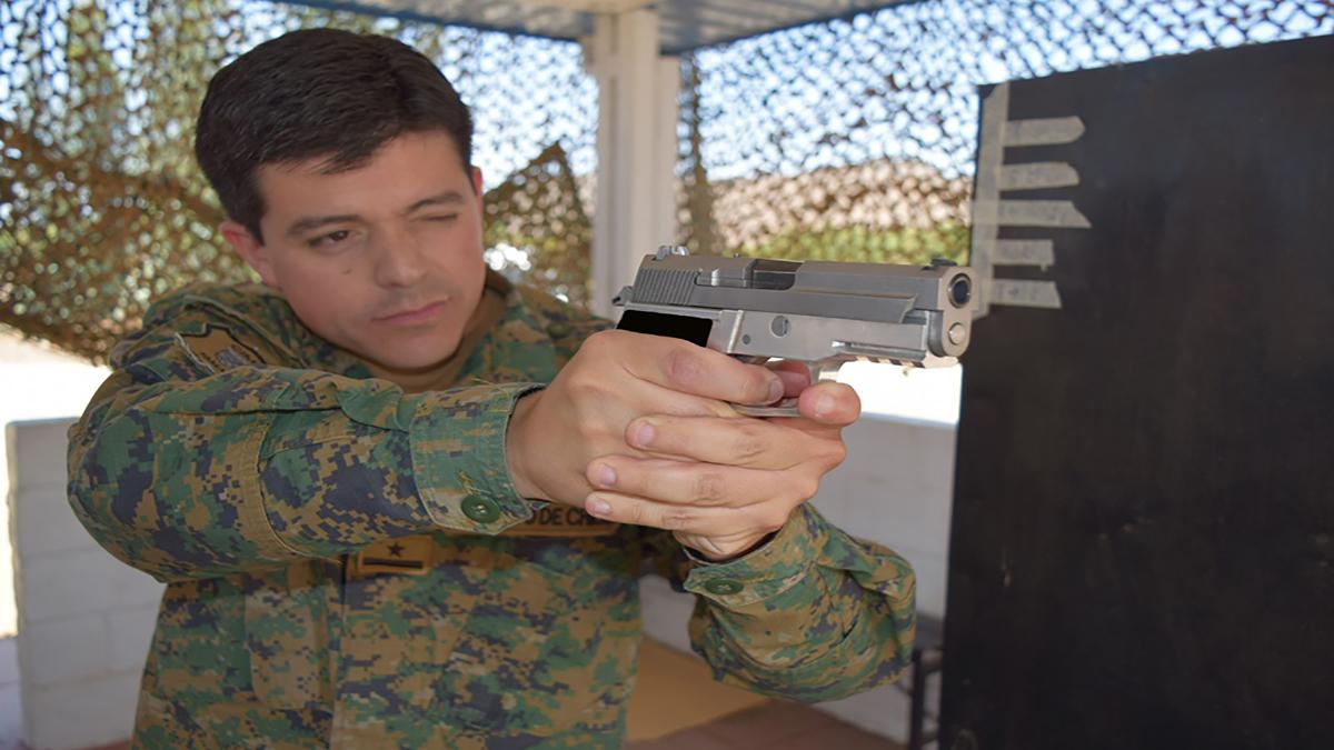 """FAMAE lanza al mercado su pistola 9mm """"Vulcano"""""""