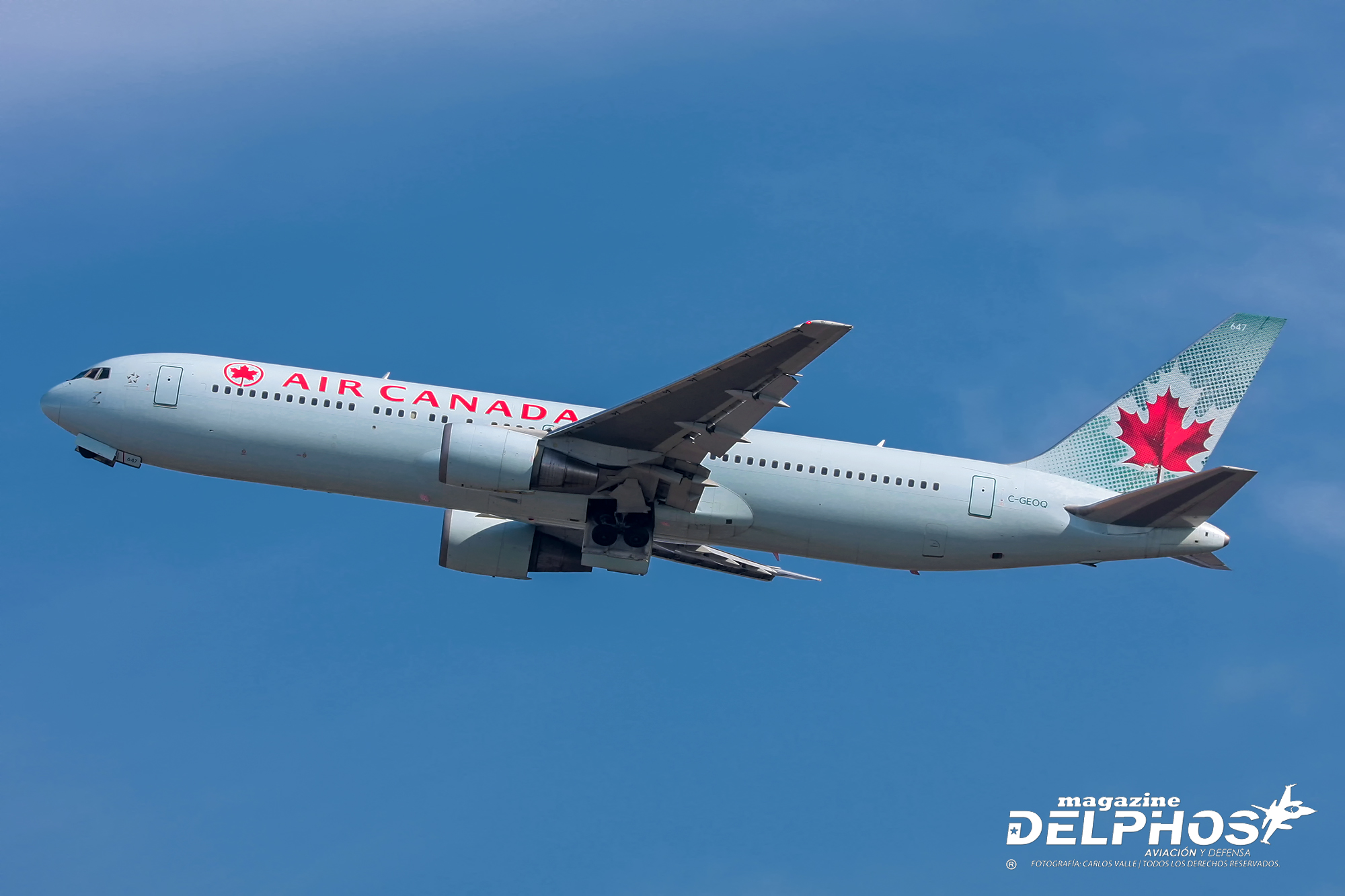 Air Canadá retira en forma anticipada sus Boeing 767-300ER, Airbus A319 y Embraer E-190
