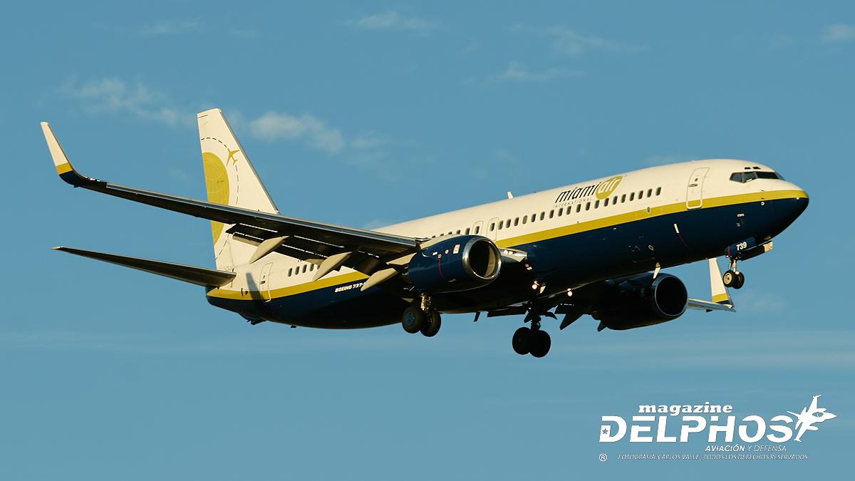 Miami Air International oficializa el termino de sus operaciones