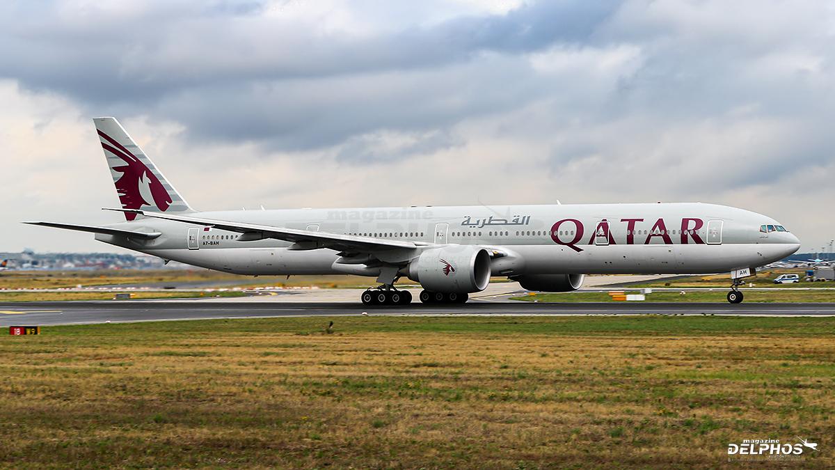 Qatar Airways retrasa todas las entregas de aviones nuevos de Boeing y Airbus hasta 2022