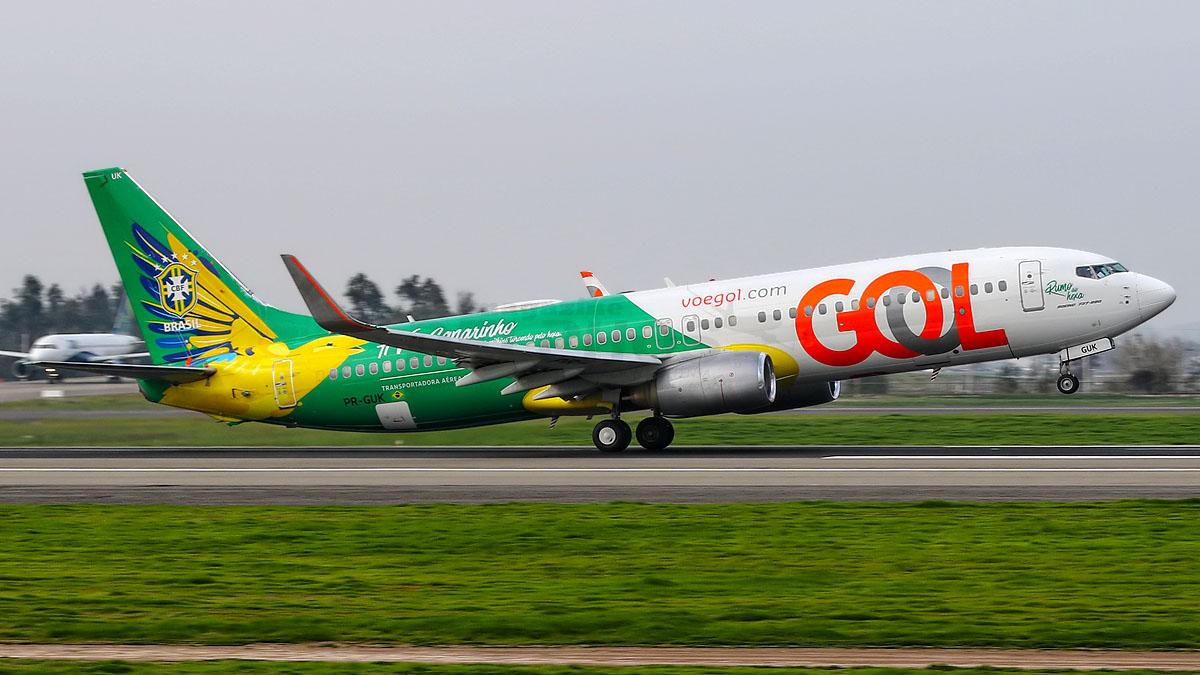 Gol continúa reduciendo su flota y retrasa entregas de sus Boeing 737 MAX