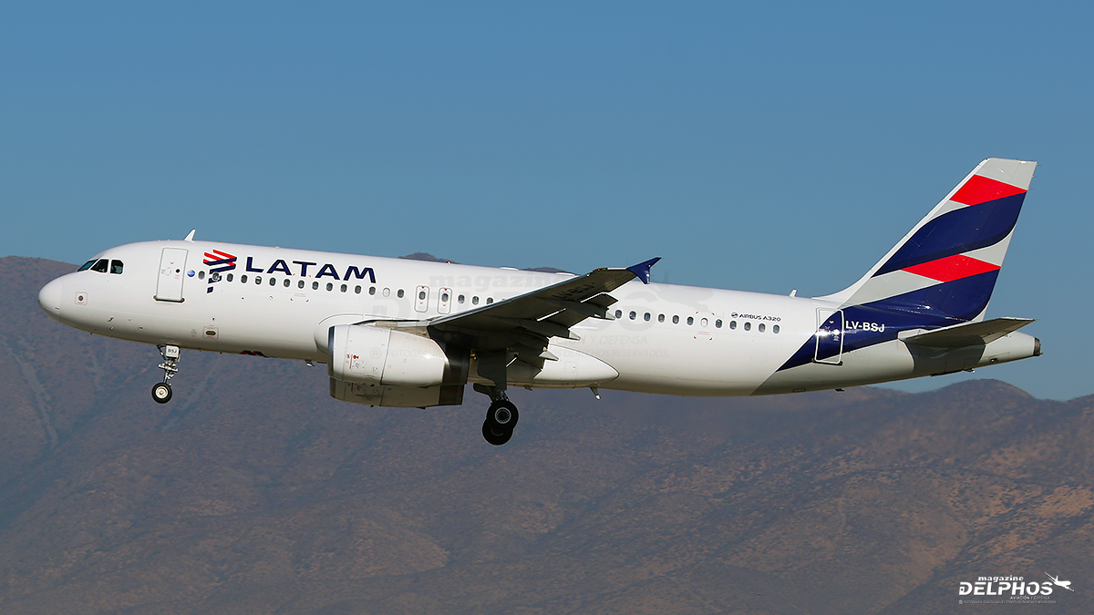 LATAM Airlines Group cierra su filial LATAM Airlines Argentina