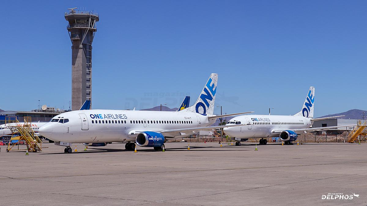 One Airlines anuncia el cese de sus operaciones debido a la crisis producida por el COVID-19