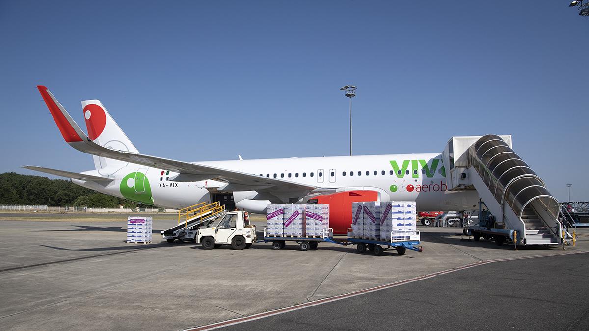 Airbus Foundation, Viva Aerobus y Volaris apoyan los esfuerzos de ayuda de COVID-19 en México