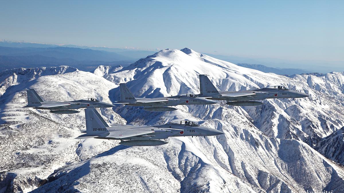 Boeing y Mitsubishi se unen para modernizar los F-15J