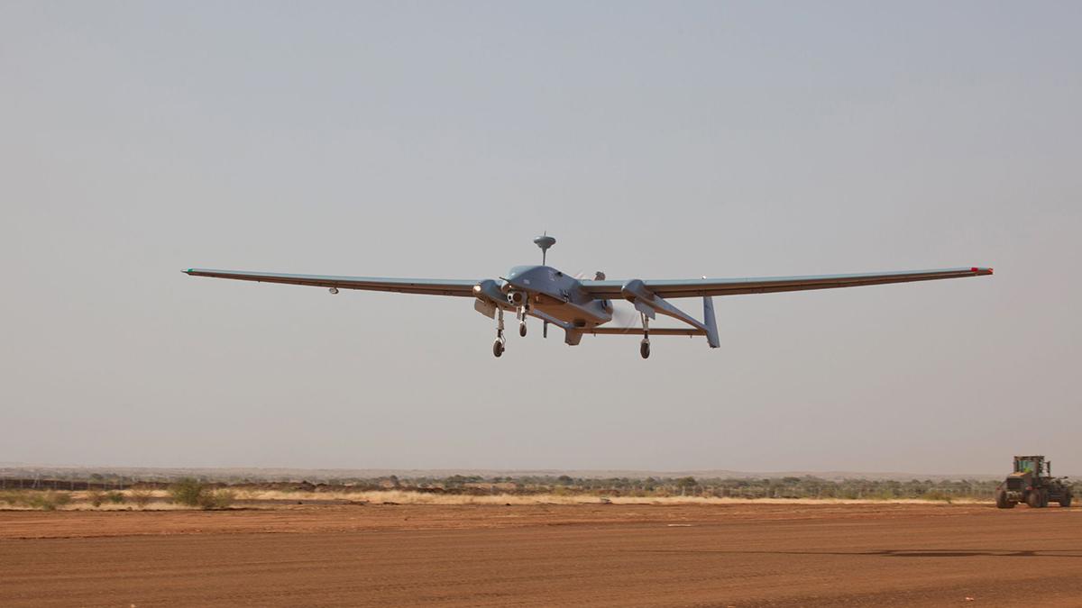 La Bundeswehr renueva contratos con Airbus para sistemas Heron 1 en Afganistán y Malí