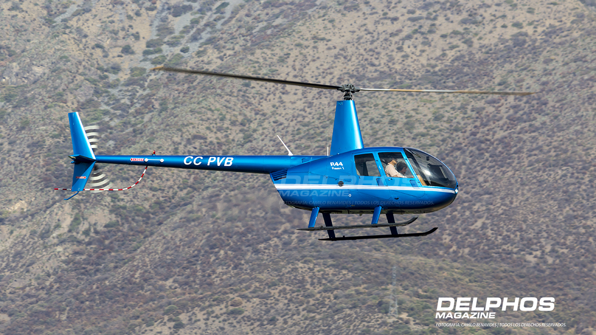 La FAA aprueba un sistema de encendido electrónico para helicópteros Robinson
