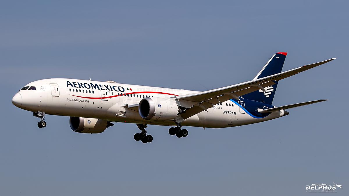 Aeroméxico inicia su reestructuración bajo el Capítulo 11 de Quiebras de los Estados Unidos