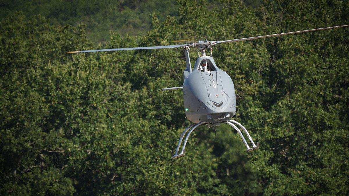 El prototipo VSR700 realiza su primer vuelo autónomo