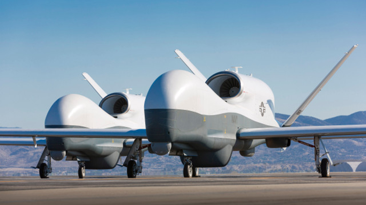 Australia adquirirá 3 MQ-4C Tritón