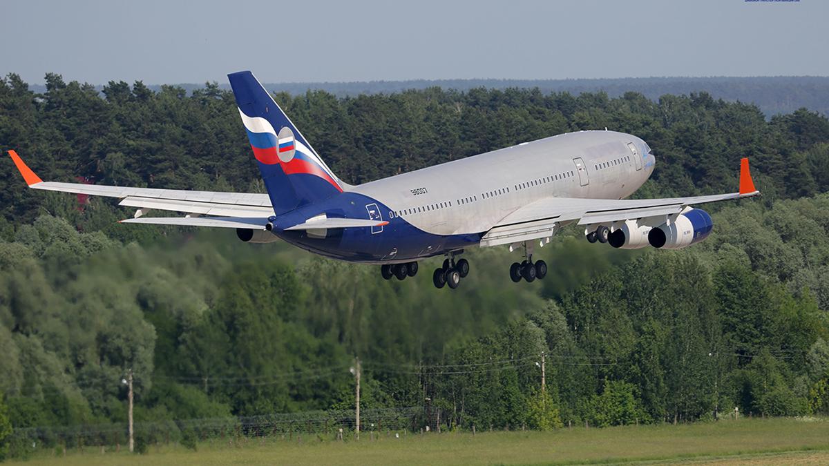 Rostec está probando un sistema de navegación modernizado para aviones IL-96