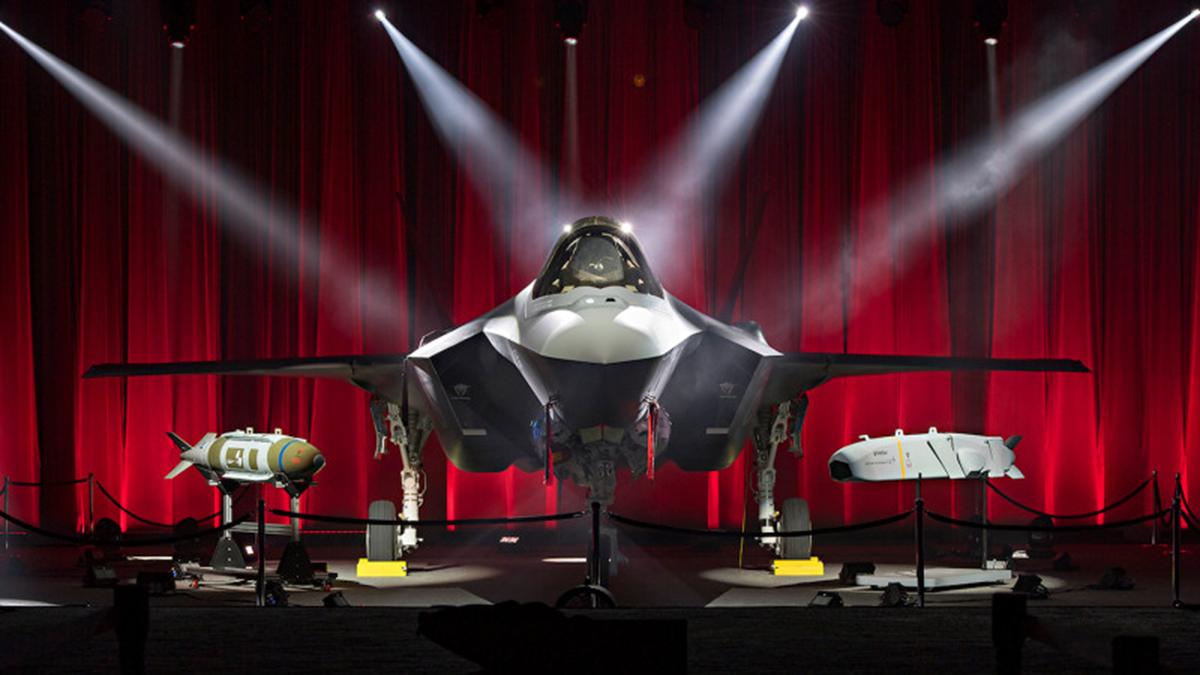 La Fuerza Aérea de los Estados Unidos recibirá los F-35 de Turquía