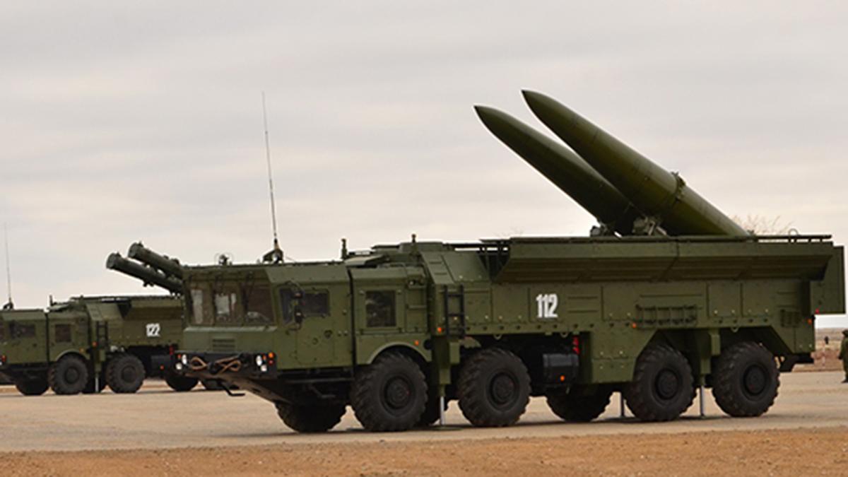 Las fuerzas de misiles estratégicos rusas realizan maniobras en Osetia del Norte