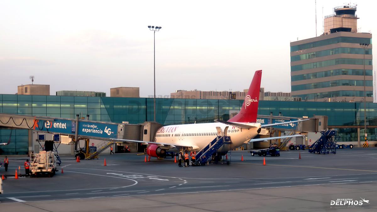 Perú reanudará sus vuelos internacionales de pasajeros a partir del 01 de octubre