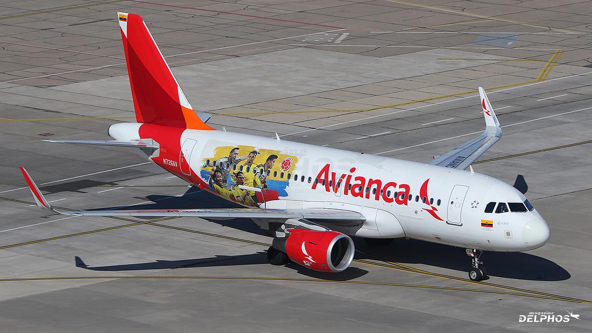 Avianca vuelve a surcar los cielos Colombianos