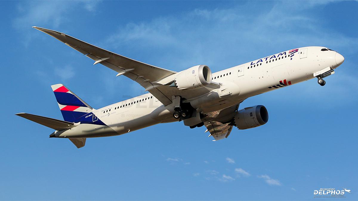 Actualización de Itinerarios Internacionales de LATAM Airlines a Septiembre 2020