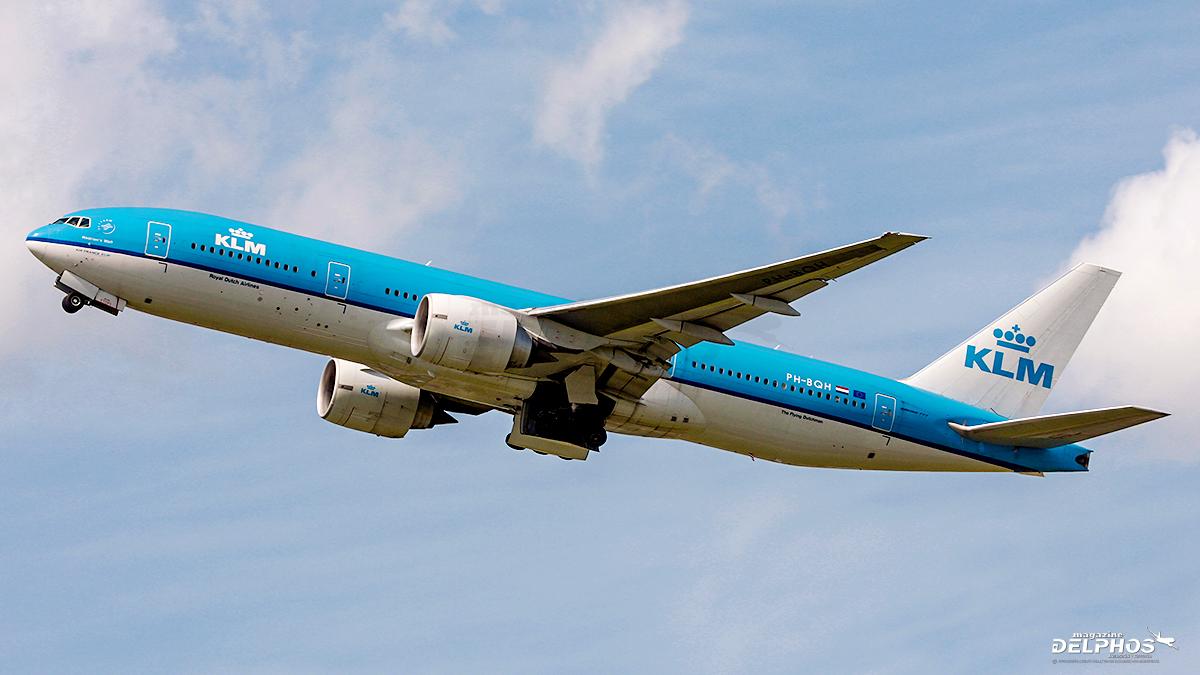 KLM informa cambios en sus frecuencias internacionales y operaria con Boeing 777-200ER en Santiago