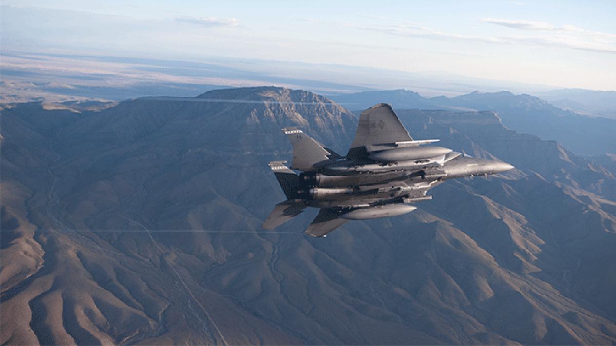 La USAF autoriza el uso de StormBreaker en aviones F-15