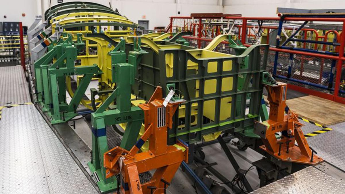 Northrop Grumman inicia la construcción del primer Tritón Australiano