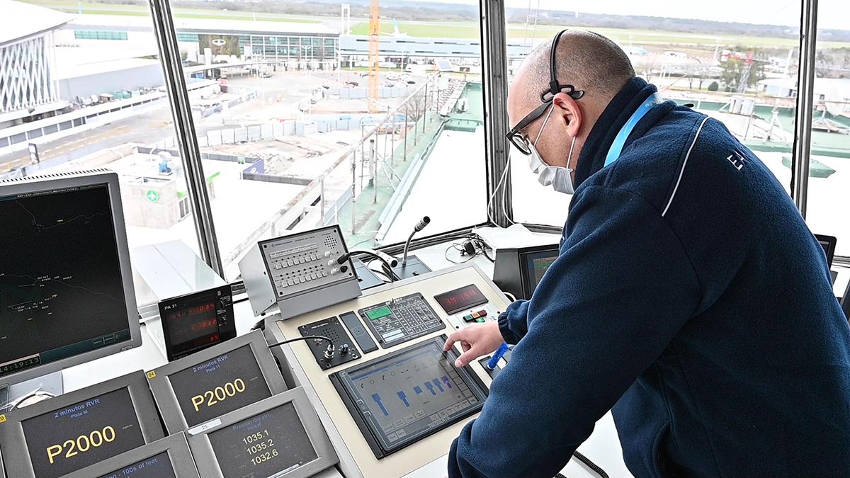 Se alcanzo la plena operatividad del nuevo sistema VCS del Aeropuerto Ezeiza