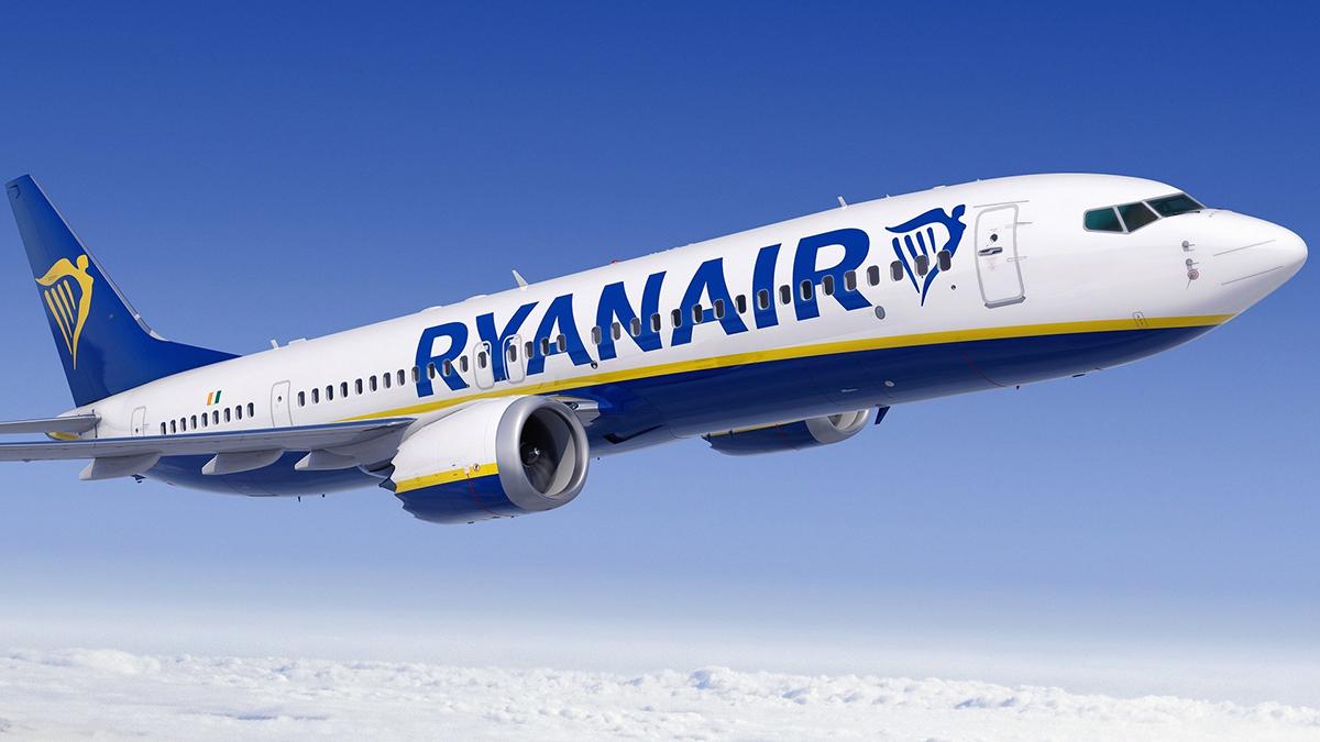 Ryanair encarga 75 aviones Boeing 737 MAX más
