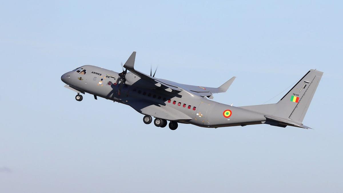 La República de Malí encarga un Airbus C295 adicional